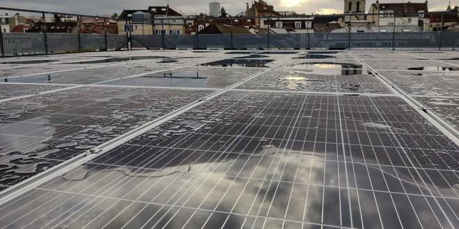 Rueil-Malmaison : de nouveaux panneaux photovoltaïques installés à l'hôtel de ville - Temps Réel 92